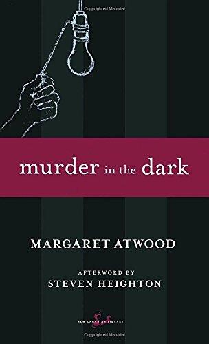 book cover of Murder in the Dark