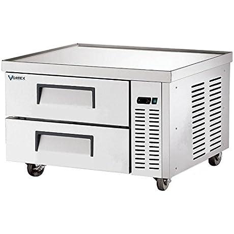 Vortex 36 2 Drawer Refrigerated Chef Base V 36CB 2