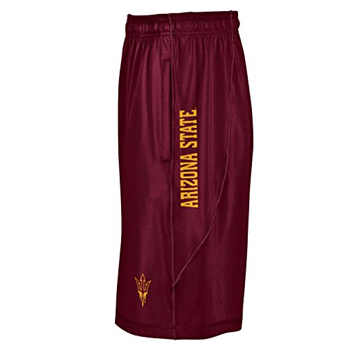 - Under Armour NCAA Arizona State Sun Devils Men's Raid Shorts, 3X-Large, Maroon