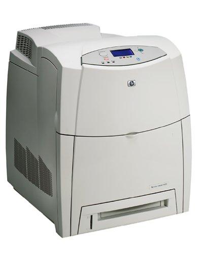Impresora HP Color Laserjet 4600 N - Red/10330 páginas ...