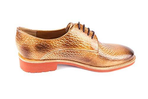 amp; Femme Melvin de Marron EU Chaussures Hamilton Lacets Ville MH15 599 à Marron pour 37 4vqwdrvZ