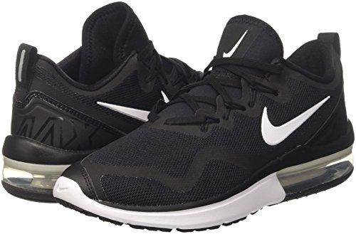 Para black Max Mujer black Nike Running white Zapatillas De 001 Wmns Fury Negro 4wHfU