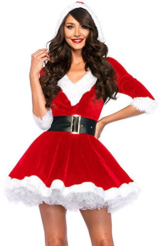 SK St (Devil Red Dress Costume)