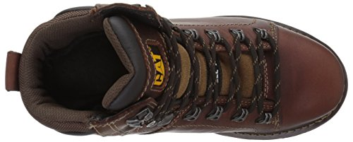 Industrial And Construction Brown Alaska Caterpillar Men's St brown Shoe 0 2 w4vY8v0q