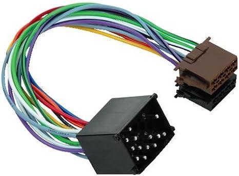 Hama Kfz Adapter Iso Für Bmw Navigation