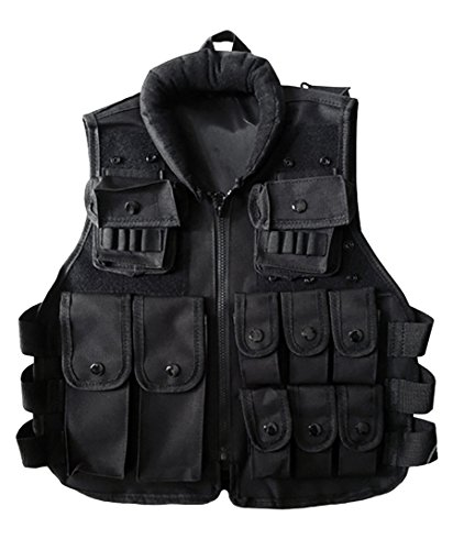 ThreeH Outdoor Paintball Garment Equipment Tactical Vest Gear Sleeveless Wear for Kids SA02