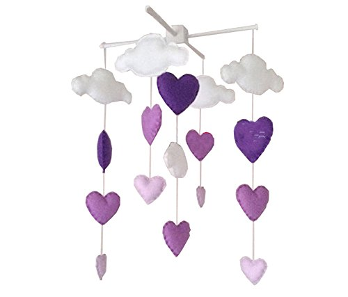 DIY Mobiles For Cribs, Hanging Mobile, Need Sewing ()