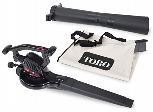 (Toro 51617 3 In 1 Hand Held Electric Leaf Blower & Vacuum)