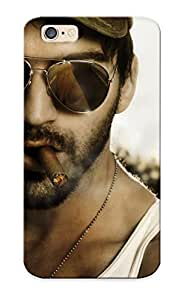 New Guy In Sunglasses Smoking A Cigar Tpu Skin Case Compatible With Iphone 6/ Perfect Design