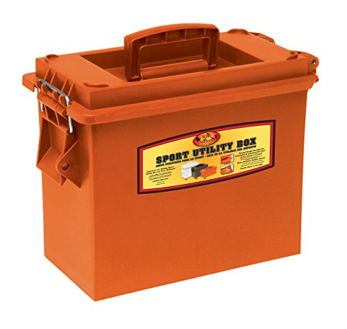 Wise Outdoors 5602-15 Tall Utility Dry Box, Orange