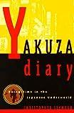 Yakuza Diary, Christopher Seymour, 087113604X