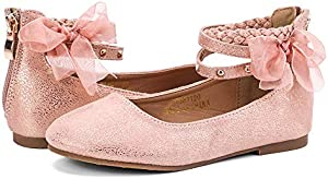 Sweepstakes: nerteo Girl's Princess Dress Shoes Ankle...