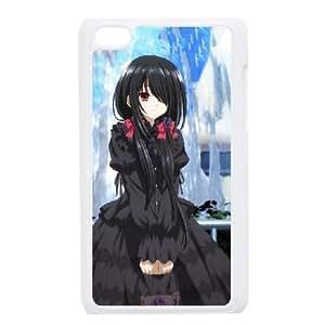 ipod 4 Phone Case White Kurumi Tokisaki Date A Live ZAS5554098
