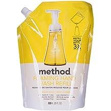 Method Foaming Hand Wash Refill, Lemon Mint, 28 Fluid Ounce