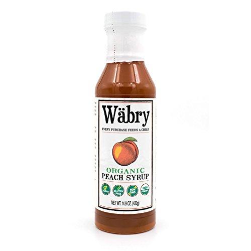 Wäbry Organic Syrup 14.9 oz ()