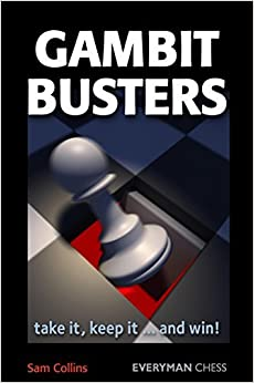 Book Gambit Busters: Take It, Keep It... And Win! by Sam Collins (2011-01-25)