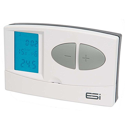 ESI - Energy Saving Innovation Controls ESRTP Programmable Room Thermostat by ESI - Energy Saving Innovation Controls by ESI - Energy Saving Innovation Controls Ltd