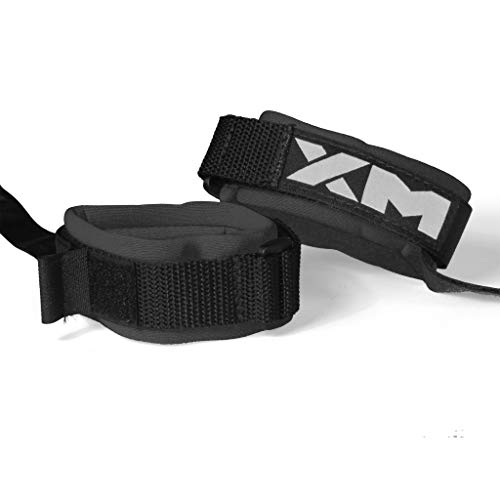 XM BODYSURFING and Bodyboarding Swim FIN TETHERS // Made in USA