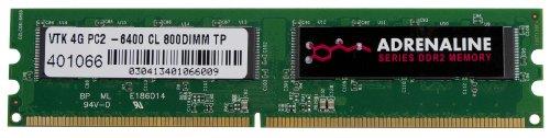 VisionTek 4GB DDR2 800 MHz (PC2-6400) CL5 DIMM, Desktop Memory - - Single Dimm Cl5
