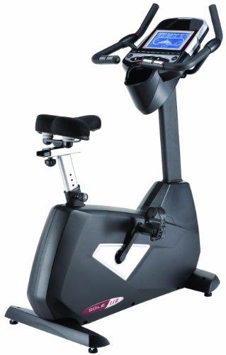 Light Commercial Upright Bike - SOLE Fitness LCB Exercise Bike