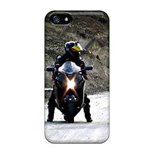 High Quality Cell-phone Hard Cover For Iphone 5/5s (bGO3878wyvY) Unique Design High Resolution Hayabusa Pictures