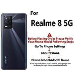 Fashionury Realme 8 5G Printed Rugged Armor Designer Pouch Mobile Back Cover -HB031