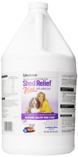 Lambert Kay Linatone Daily Food Supplement for Dogs and Cats Shed Relief (Linatone Food Supplement)