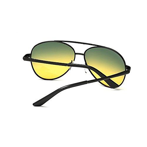 f6171fcd73 PDFGO Mujeres Gafas De Sol Polarizadas Moda Conductor UV 400 Gafas  Conductor Gafas De Visión Nocturna