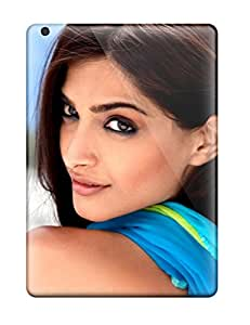 Durable Protector Cases Covers With Sonam Kapoor Hot Design For Ipad Air