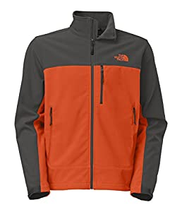 The North Face Men's Apex Bionic Jacket, Seville Orange, Xlarge by The North Face Inc