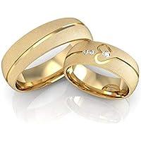خاتم عصري من ستيل التيتانيوم للازواج والسيدات
