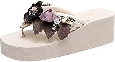 YYWLKJ Wedge Sandal For Women