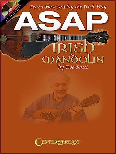 Book ASAP Irish Mandolin - Learn How To Play The Irish Way
