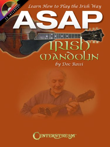ASAP Irish Mandolin: Learn How to Play the Irish Way (Book/CD)