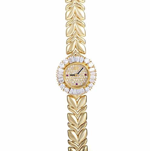Audemars Piguet Audemars Piguet quartz womens Watch 66803BA.ZZ.1018BA.01 (Certified Pre-owned)