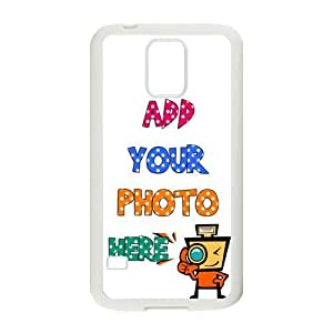 DIY Create Customize Your Samsung Galaxy S5 TPU Case Cover -- To Design Your Own Phone Case - Best Gift To Someone You Love WANGJING JINDA
