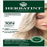 Platium Blonde Ammonia Free hair Colour 10N 150ml
