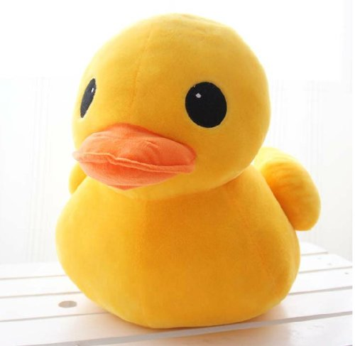 50cm Cute Rubber Duck Plush Toy Doll