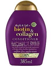 OGX Thick & Full+ Biotin Collagen Conditioner, 385ml