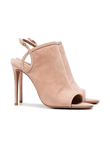 AQUAZZURA Rose Femme À Chaussures Suède Talons GYAHIGS0SUEPWP105 q8z1wqO