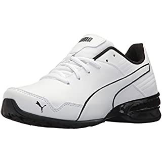 PUMA Men's Super Levitate Sneaker, White, 9 M US
