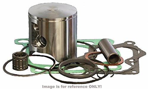 Piston Wiseco Atv (Wiseco PK1086 73.00 mm 2-Stroke ATV Piston Kit with Top-End Gasket Kit)