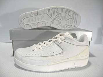 NIKE AIR JORDAN 2 LO VINTAGE BOYS WOMEN SHOES WHITE 309838-102 BOYS ... c144642117