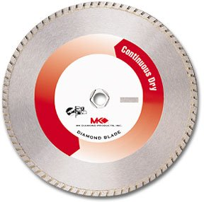 MK Diamond 159969 MK-625D Economy Grade Dry Cutting General Purpose Blade for Masonry, 12