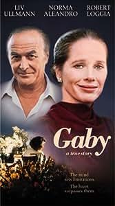 Gaby - A True Story [VHS]