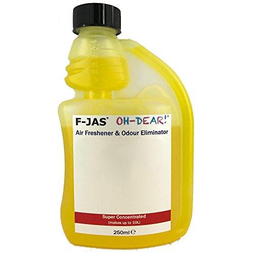 Refill Dough (F-JAS Air Freshener & Odour Eliminator (Refill Kit, Play-Dough Smell))