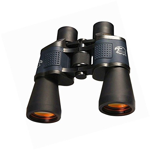 Quick Focus Binoculars 10x50 Waterproof Wide Angle Telescope for Outdoor Traveling,Bird Watching,Great Present