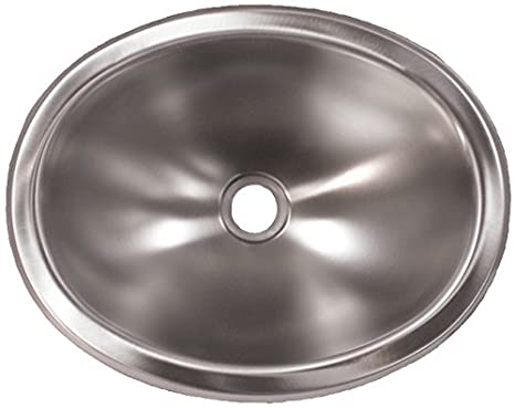 Superbe Hengu0027s 20337 10u0026quot; X 13u0026quot; Stainless Steel Oval Sink