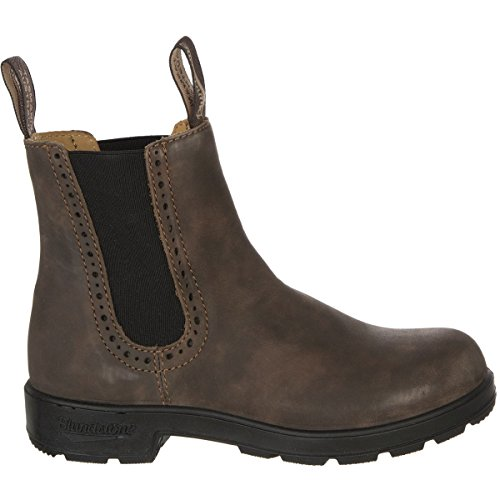 Blundstone Women's 1351 Chelsea Boot, Rustic Brown, 4.5 UK/7.5 M US