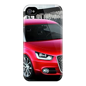 Special Design Back 2008 Audi A1 Project Quattro Phone Case Cover For Iphone 4/4s